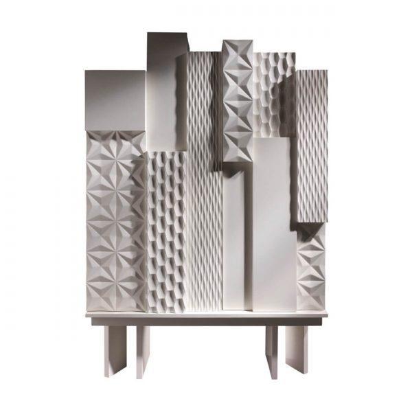 armario rascacielos 2 puertas