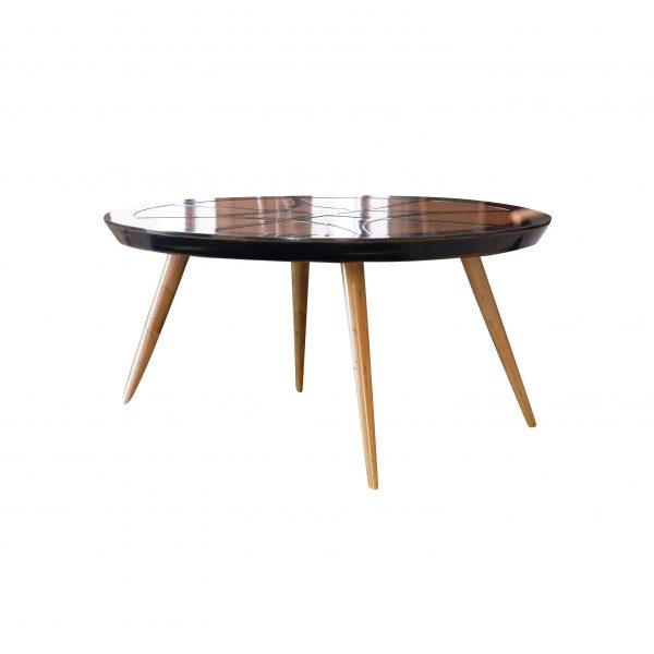 mesa de comedor paolo fondo blanco
