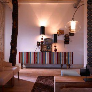 mueble de tv reina de 240 cm de largo