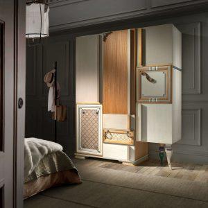 dormitorio con armario one