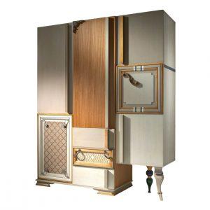 armario one 3 puertas y 3 cajones