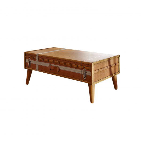 mesa de centro suitcase 1 cajon