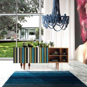mueble de tv reina foto de ambiente