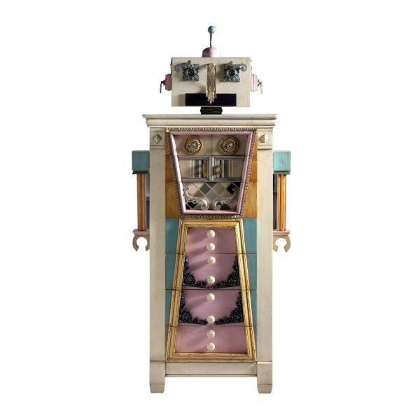 sinfonier mss. robot 9 cajones y 1 puerta