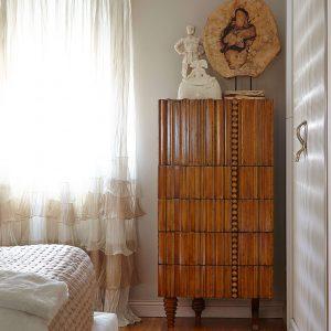 sinfonier reina foto de ambiente en dormitorio