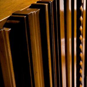 sinfonier reina detalle puertas