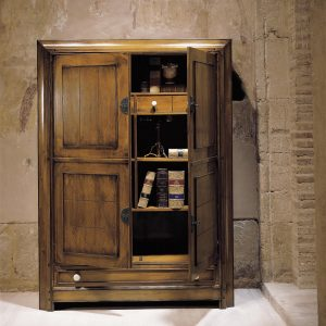 armario diva detalle puerta abierta