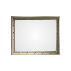 espejo dinastia fondo blanco