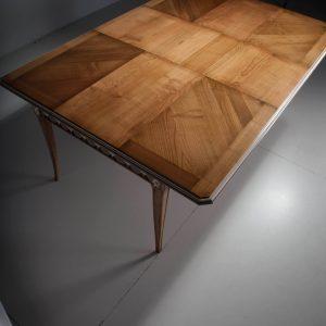 mesa de comedor rt detalle desde arriba