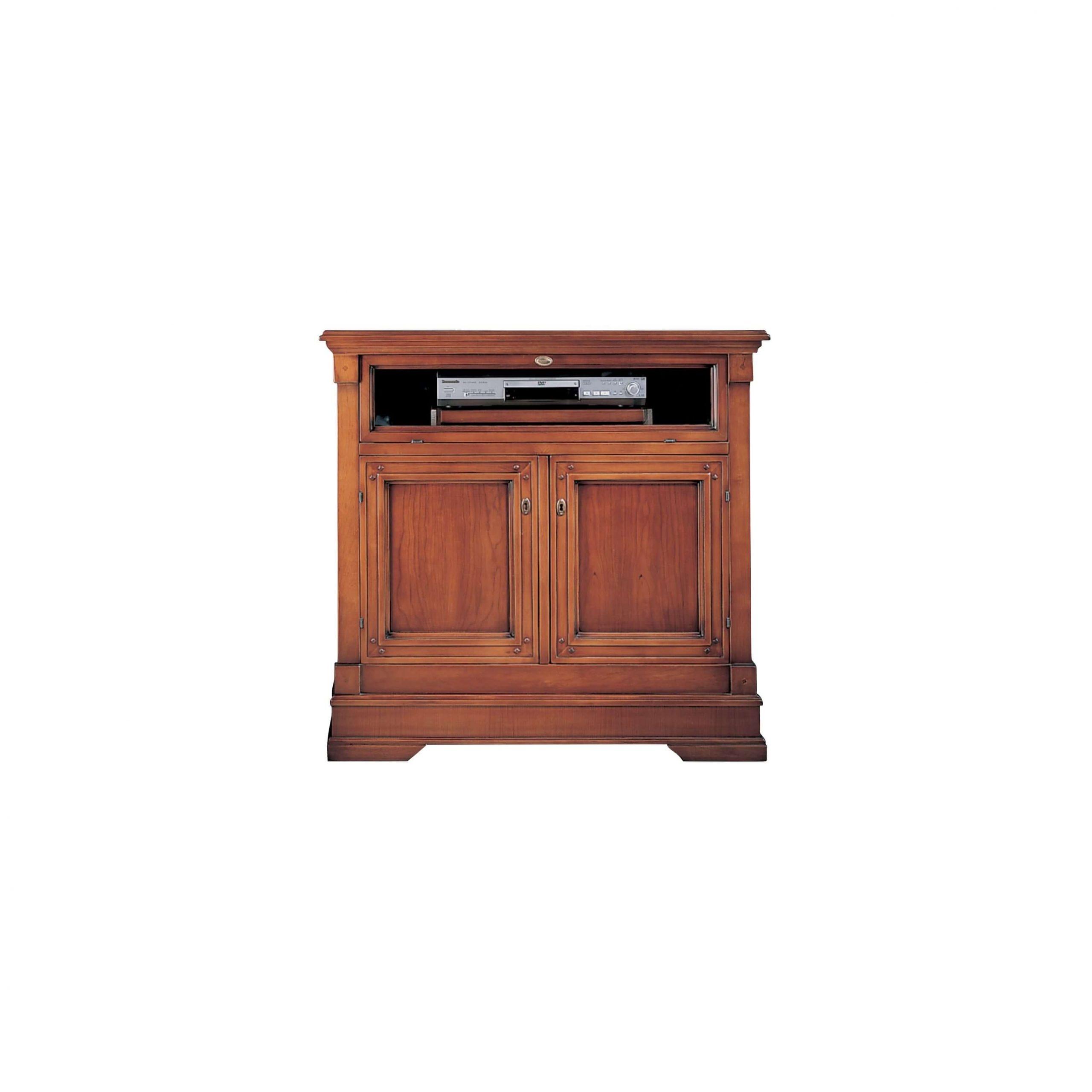 mesa tv truco 3 puertas