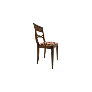 silla marieta acabado en pardo
