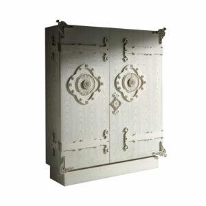 armario arthur 2 puertas y 4 cajones interiores
