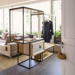 armario abierto one ambiente de salon