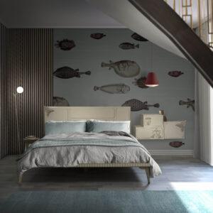 bancada one ambiente dormitorio