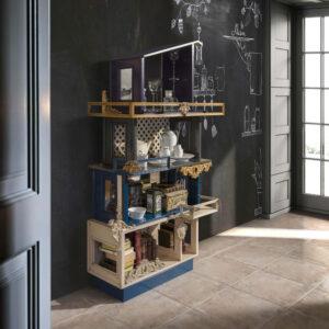 librero house ambiente salon