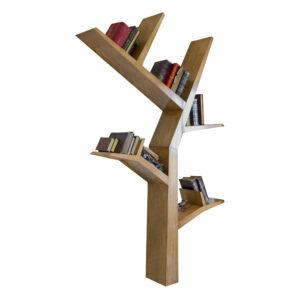 librero tree fondo blanco