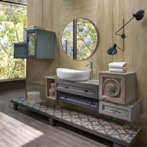 mueble de baño one ambiente