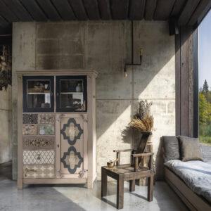 mueble masia ambiente salon